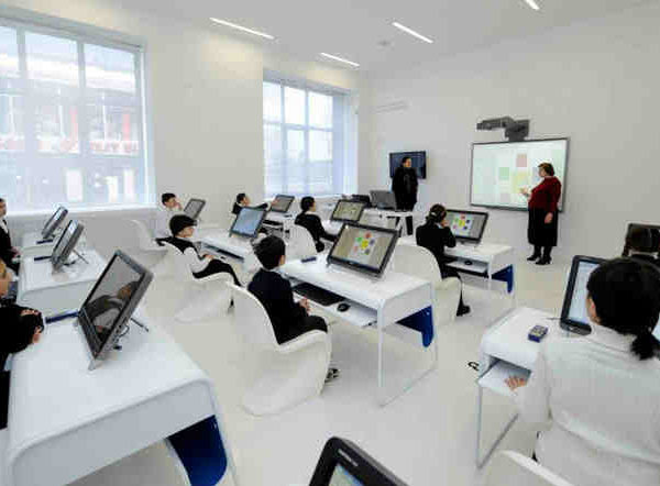 Innovative Classroom Approach : Future classroom design ideas by itec europe ariadne